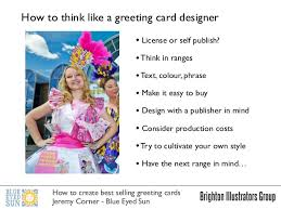 how to create best selling greeting cards