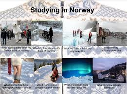 Norway Meme - life in norway meme mu study abroad