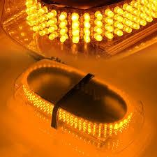 magnetic base strobe light 240 amber white led strobe light w magnetic base xprite