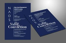 upmarket serious graphic design for spot on communications by