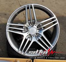 tires for mercedes 20 inch oem style mercedes rims fits mercedes e class s class amg
