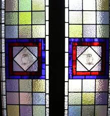 stained glass door patterns residential stained glass door panels palmer conservation glass