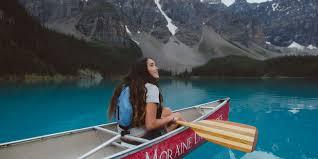 moraine lake in banff national park ab banff lake louise tourism