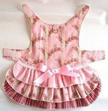 fitwarm elegant lace pet clothes for dog dress wedding apparel