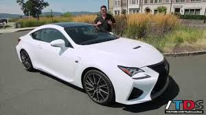 new lexus coupe rcf price first drive 2015 lexus rc f youtube