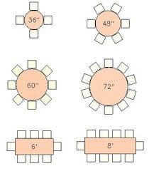 how many does a 48 inch round table seat 48 inch round table seats how many custom 48 inch round table seats