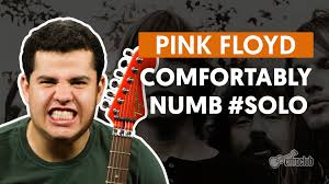 Led Zeppelin Comfortably Numb Comfortably Numb Pink Floyd How To Play Guitar Solo Lesson