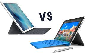 apple ipad pro vs microsoft surface pro 4 which is best pocket