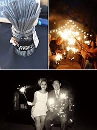 sparklers for weddings sparklers at your wedding wedding decoration inspiration ww