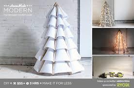 modern christmas tree modern ep50 tree