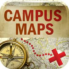 Arizona State University Campus Map by Applike Arizona State Campus Map Asu