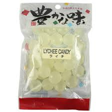 lychee fruit candy japanese lychee candy 3 8 oz