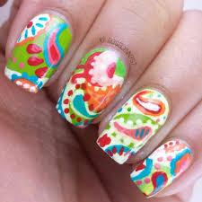 nail art challenges manicured u0026 marvelous