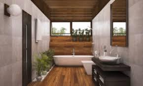 wood look tiles bathroom creative options for bathroom tiles floor coverings
