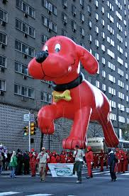 all of the balloons in the macy s thanksgiving day parade