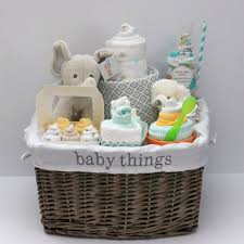 ideas for baby shower gift baskets 17547