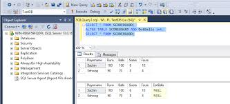 Alter Table Change Data Type Sql Server Sql Alter Sql Tutorial Software Testing Material