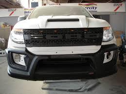 Ford Raptor Ranger - zenith front bumper ford ranger t6 ford ranger t6 raptor