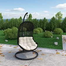 swing patio furniture coral coast lazy caye 3 person swing