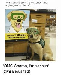 Health And Safety Meme - health and safety in the workplace is no laughing matter sharon