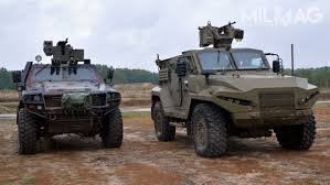 armored military vehicles h cegielski poznan returns to arms industry milmag the