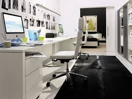 Home Office Interior Design Ideas Home Design - Home office interior