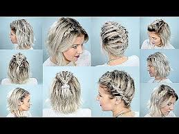 how to braid short hair step by step short hairstyles how to do braided hairstyles for short hair new
