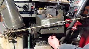 tecumseh hm80 engine part 15 carburetor adjustment part 1 youtube