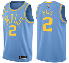 lakers light blue jersey lonzo ball mpls hardwood classic jersey