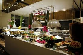 buffet cuisine design sunday brunch buffet at flow restaurant millennium 53 goohiw