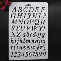 best paint stencils letters to buy buy new paint stencils letters