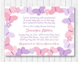 purple and grey baby shower invitations snapfish baby shower invitations theruntime com