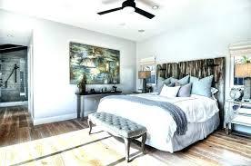 chambre bois flotté lit en bois flotte deco tete de lit illustration daccoration chambre