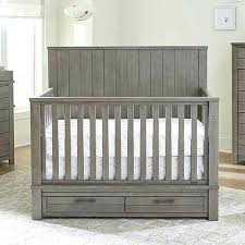 Safest Convertible Cribs Light Brown Crib 4 In 1 Convertible Crib Baby Blue And Brown Crib