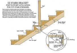 how you can build safer stair railings with ez stairs