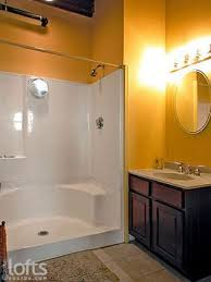 low maintenance shower stall prefab actual stall with pretty