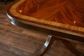 solid mahogany dining table best dining table ideas