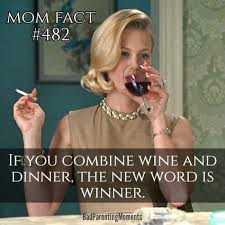 Bad Fashion Meme - can we please retire the wine mom phenomenon