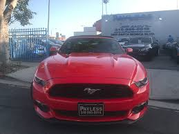 lexus santa monica service address used 2016 ford mustang ecoboost premium at payless auto sales