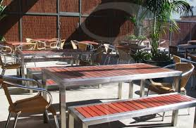 Outdoor Commercial Patio Furniture Commercial Outdoor Patio Furniture Cafe Seoul