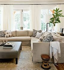 Living Rooms With Curtains Best 25 White Linen Curtains Ideas On Pinterest White Curtains