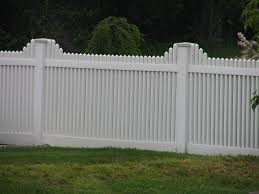 picket fences modern pvc picket fence u2014 bitdigest design installation of pvc