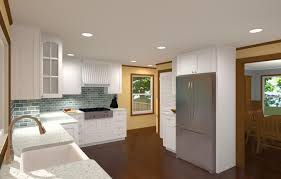Kitchen Cad Design Kitchen Remodel For A 100 Year Old Home Design Build Pros