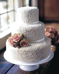 Simple Wedding Decoration Ideas Buttercream Wedding Cake Decorating Ideas I Wedding Aisle