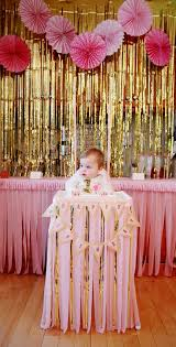 Gold And Pink Party Decorations 25 Unique High Chair Decorations Ideas On Pinterest High Chair