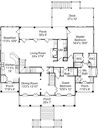 floor1 home design house plans for waterfront with cool photos