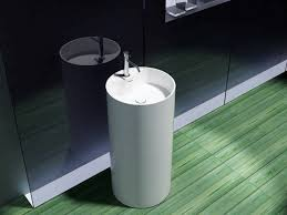 Bathroom Water Outlet Bathroom Pedestal Sink Installation Instructions Opaly Composite
