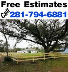 Estimates For Fence Installation by Fence Company Houston Affordable Wood Fencing Fence Contractors