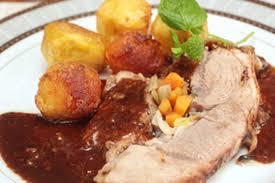 roasted leg of lamb stuffed with vegetables gigot d u0027 agneau farci