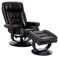 recliner and ottoman canada chic mac motion oslo collection top